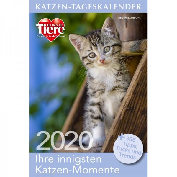 Katzen Tageskalender 2020