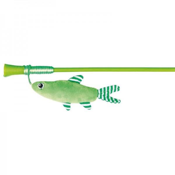 Spielangel mit Fisch