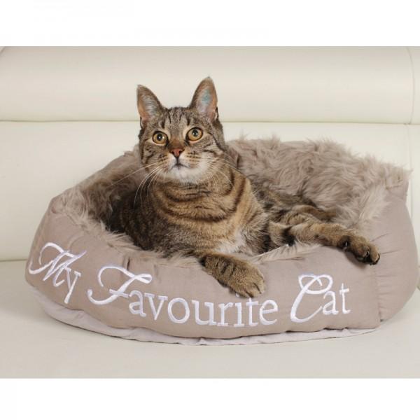 "Kuschelbett ""Favorite Cat"""