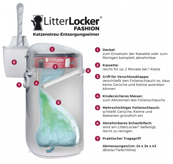 LitterLocker Fashion