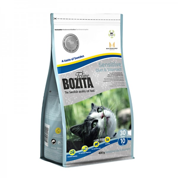 Bozita Feline Funktion Diet & Stomach