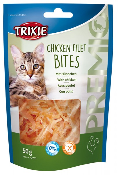 Premio Chicken Filet Bits
