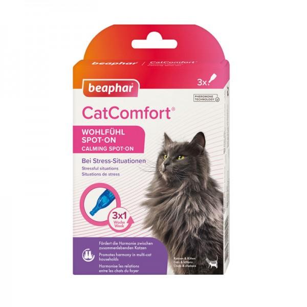 CatComfort® Wohlfühl Spot-On, 3 x 0,55ml