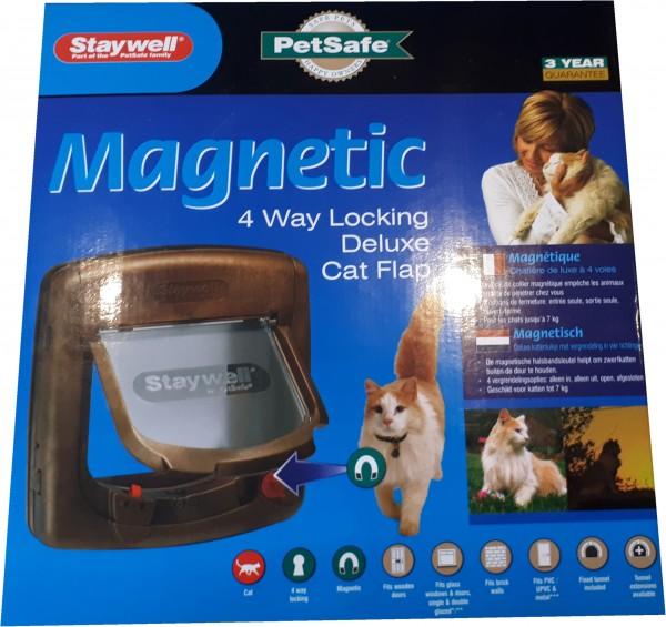 Magnet 4-Wege-Tür