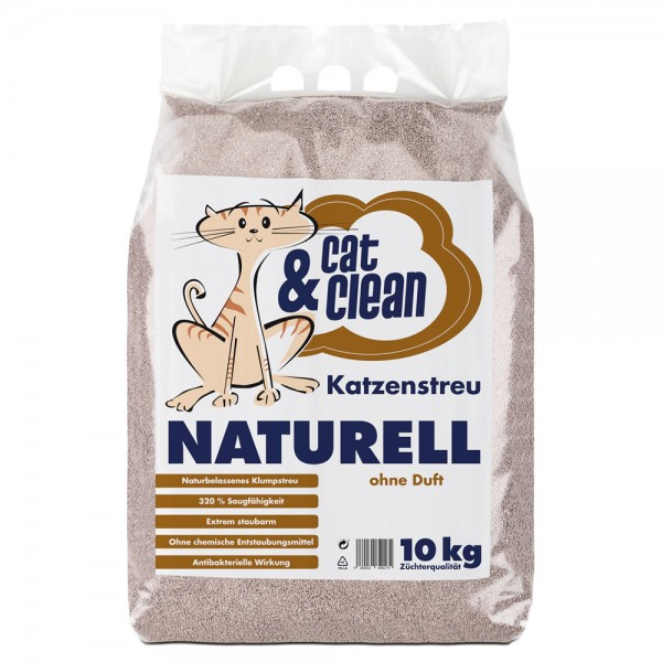 Cat & Clean Naturelle