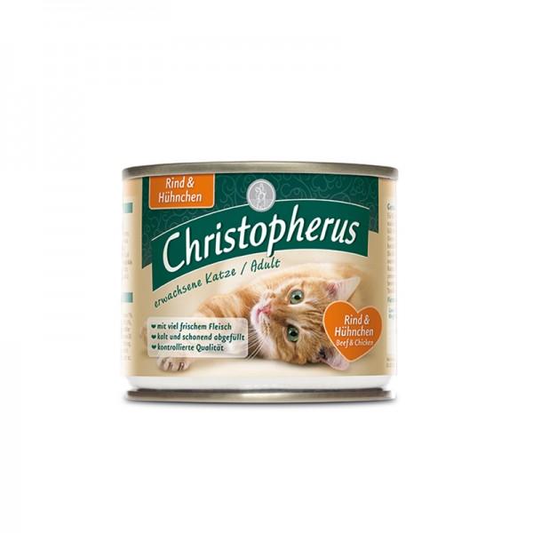 Christopherus Rind + Hühnchen