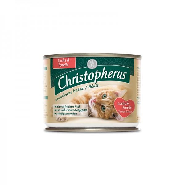 Christopherus Lachs + Forelle