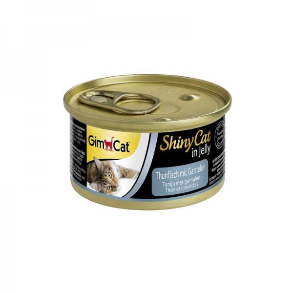 ShinyCat in Jelly mit Thunfisch und Garnelen