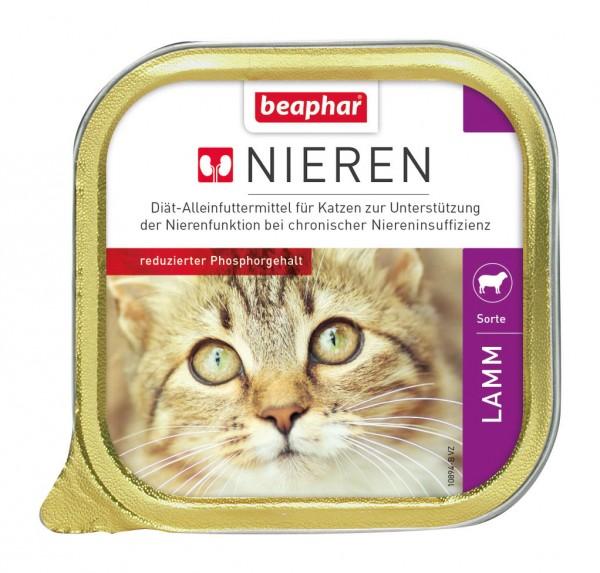 Nieren-Diät mit Lamm
