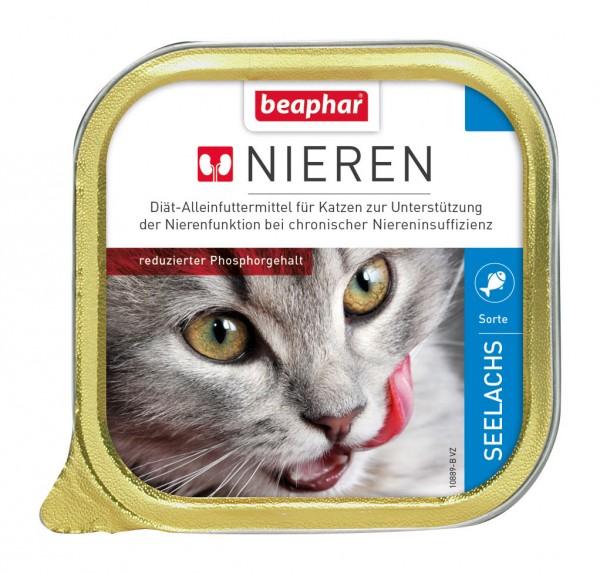 Nieren-Diät mit Seelachs