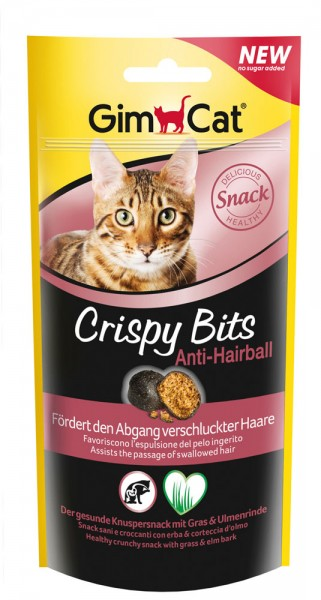 Crispy Bits Anti-Hairball von GimCat