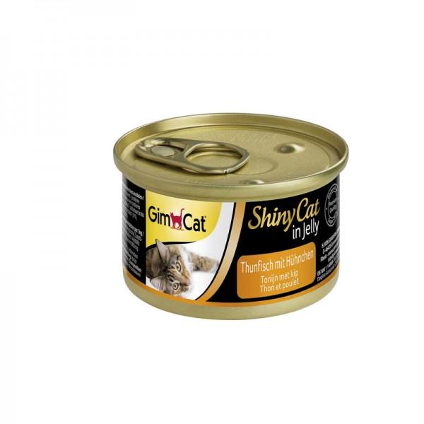 ShinyCat in Jelly mit Thunfisch und Hühnchen