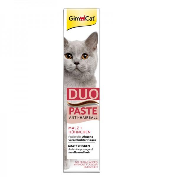 Anti-Hairball Duo-Paste Hühnchen + Malz