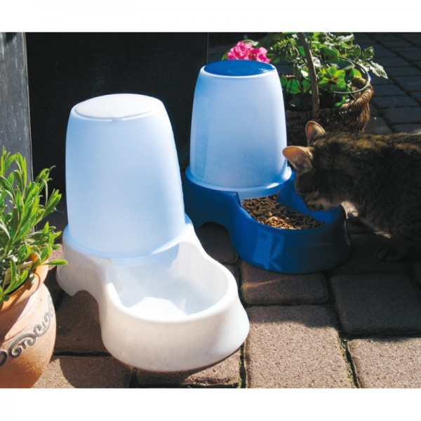 Futter-/Wasserbehälter