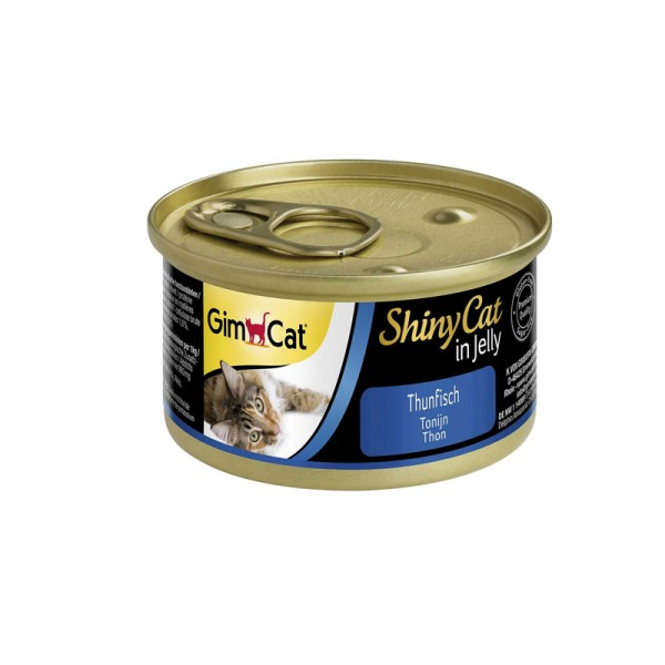 ShinyCat in Jelly mit Thunfisch