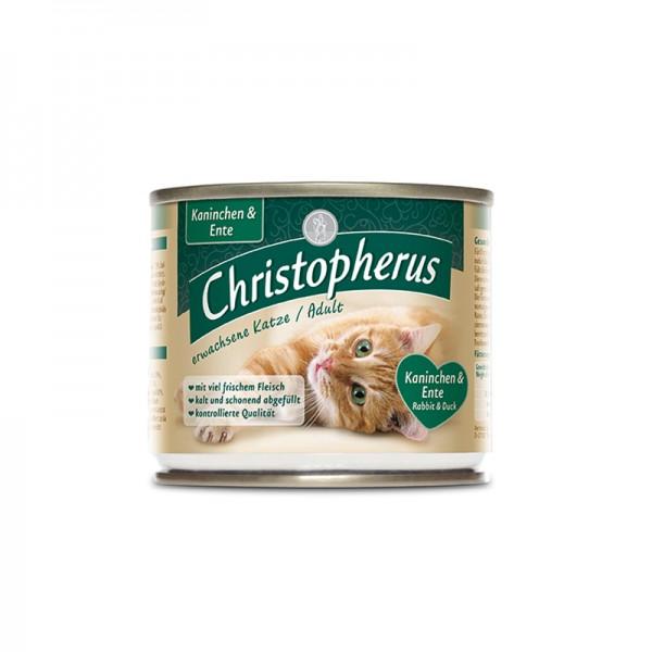 Christopherus Ente + Kaninchen