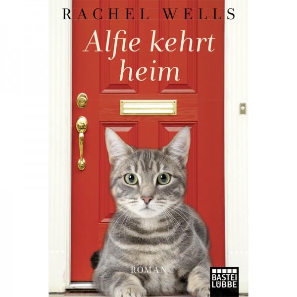 """Buch """"Alfi kehrt heim"""""""