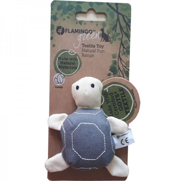 Schildkröte Natural Textile Toy