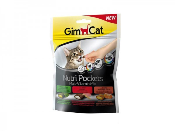 Nutri Pockets Malt-Vitamin Mix