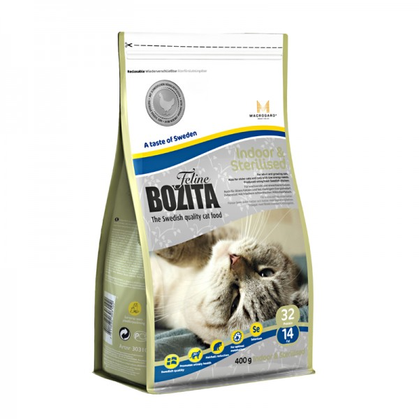 Bozita Feline Funktion Indoor & Sterilized