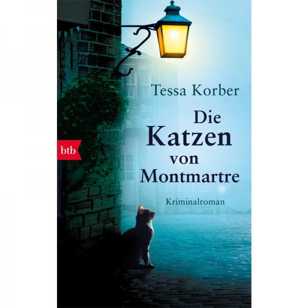 """Buch """"Die Katze von Montmartre"""""""