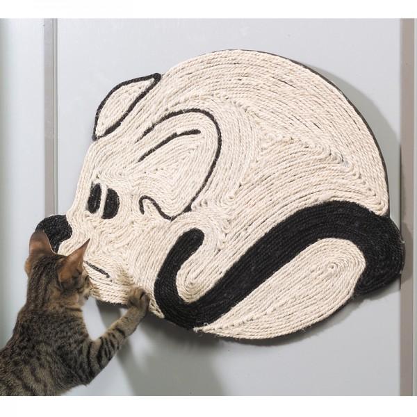 Kratzmatte Maus