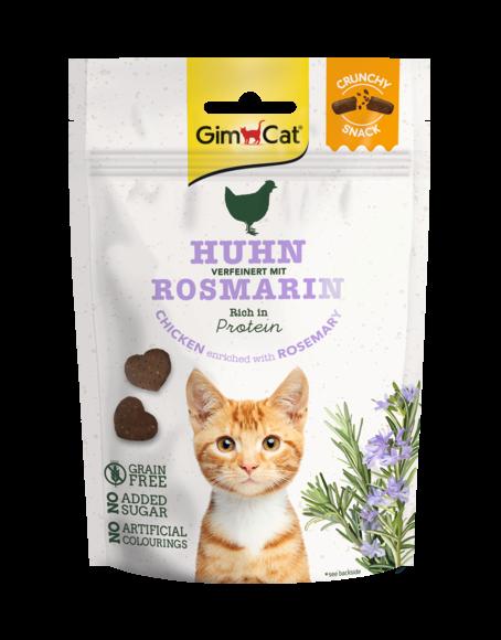 Crunchy Snack Huhn verfeinert mit Rosmarin