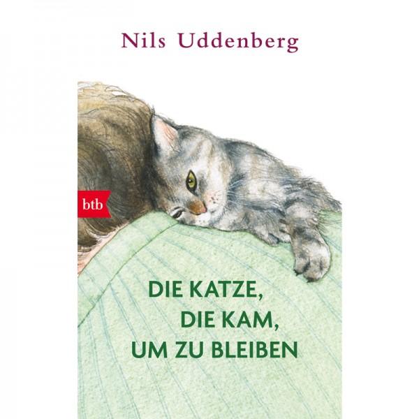 """Buch """"Die Katze, die kam, um zu bleiben"""""""