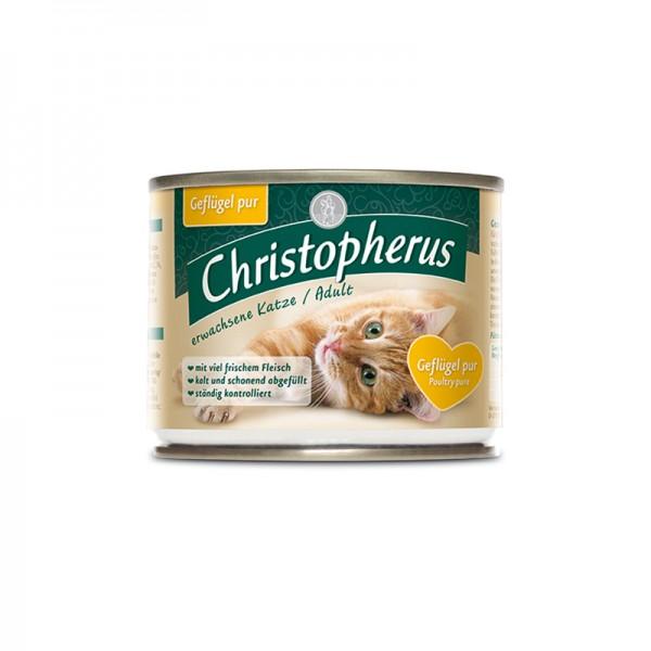 Christopherus Geflügel pur